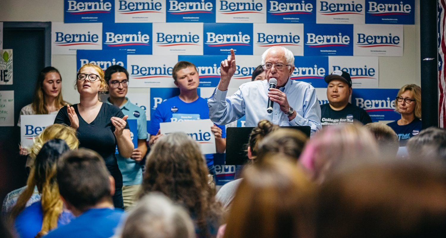 Sanders extends lead to 19 points in Nevada poll